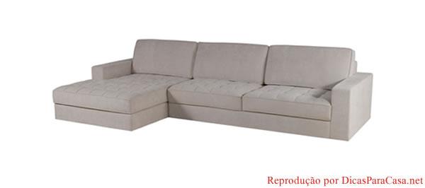 sofa de tecido