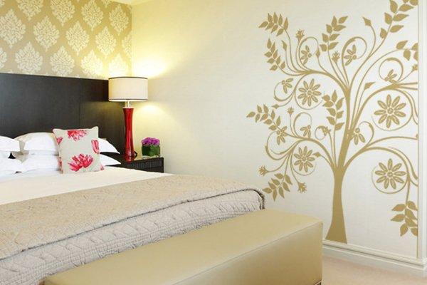Ideias de papel de parede para quarto