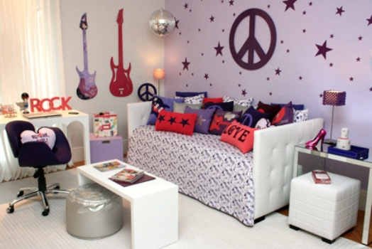 quarto decorado adolescente 1