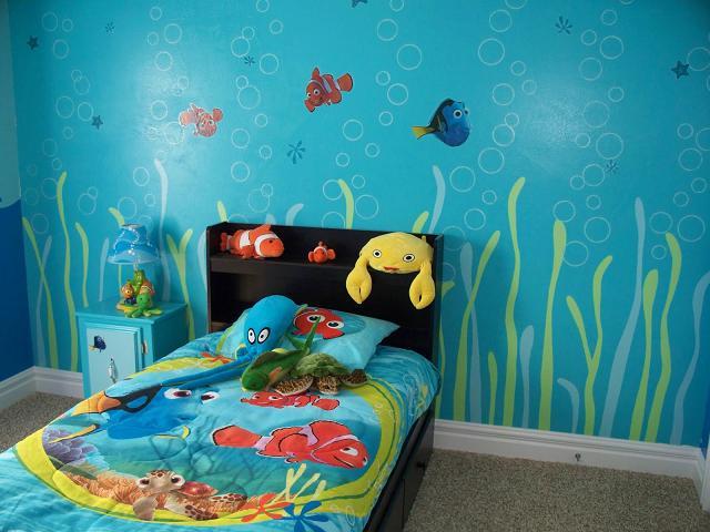 Ideias de papel de parede para quarto ~ Quarto Planejado Solteiro Infantil Masculino