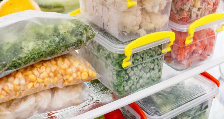 Como conservar alimentos sem os congelar